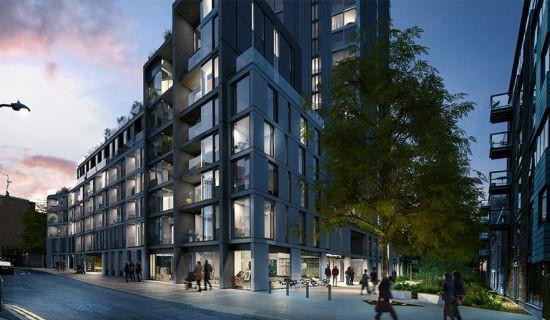 Nile Street Project - London <BR/>(2017)